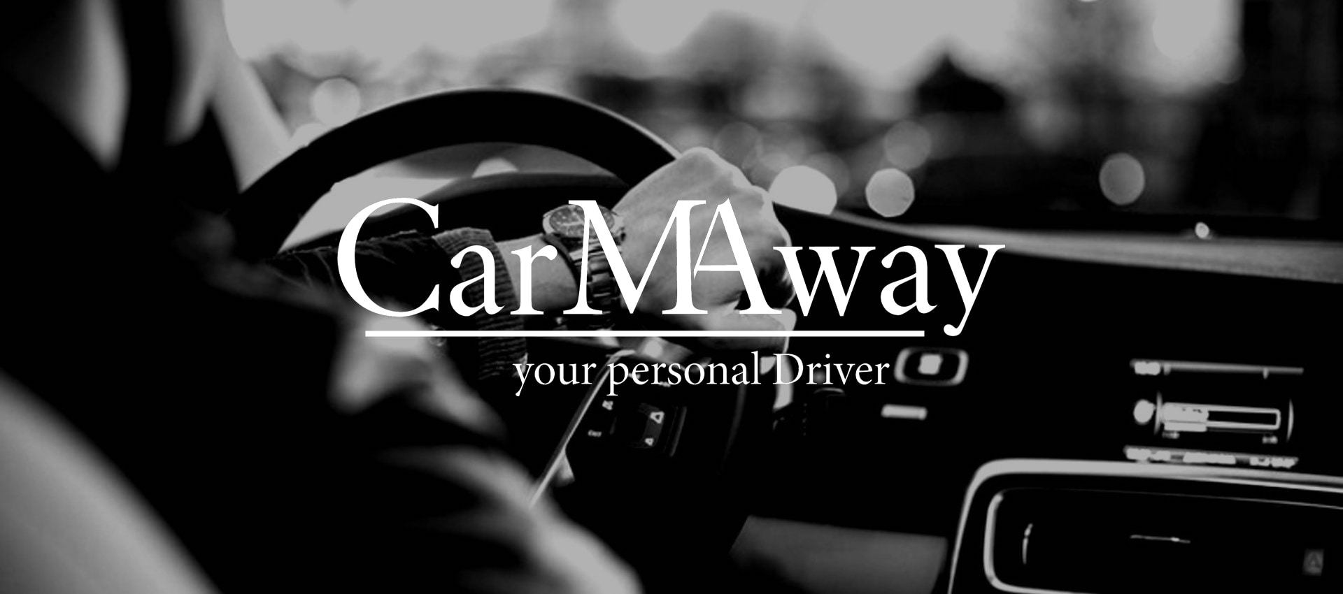 NCC CarMAway - Autonoleggio con conducente